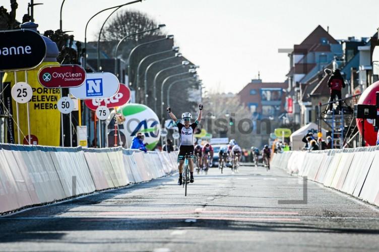 Brugge de Panne Frauenrennen der Elite 2021
