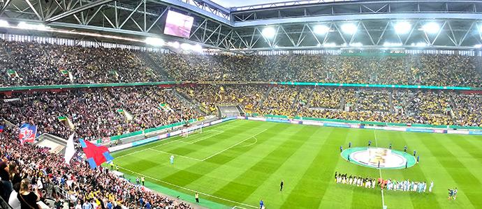 Keine Sensation: Borussia Dortmund siegt locker beim KFC Uerdingen in Düsseldorf