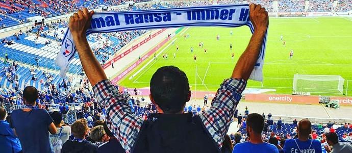 Auf die alten Zeiten: Megagstarker Sieg des F.C. Hansa Rostock in Hannover!