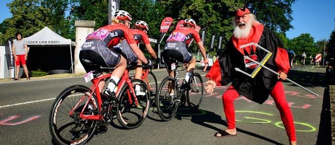 """""""Didi"""" Senft: Vom Fahrraddesigner zum Tourteufel"""