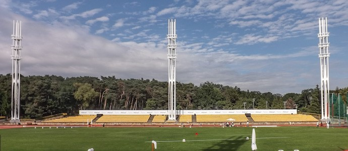 Posener Stadiongeschichten - Olympiastadion Golęcin