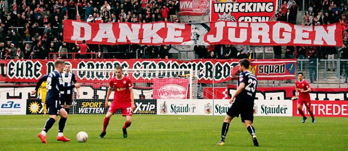 Rot-Weiss Essen: Letztes Heimspiel vor der Aufstiegssaison