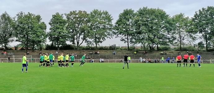 Hurra! Fußball mit Zuschauern auch beim SV Duissern