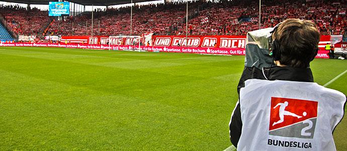 Union Berlin in Bochum