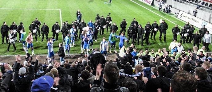 Vor 7 Jahren: Als Hansa Rostock in Aachen vor Freude komplett ausrastete!