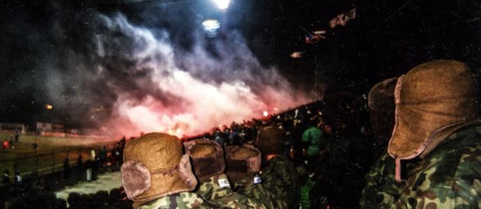 Legia Warszawa vor 25 Jahren: Sibirische Kälte, Bengalen, Żyleta und Teddys ´95