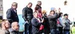 Spartaks Jurmala vs. Ventspils: russischsprachiger Ü40-Support und ein selbstgebastelter Gästeblock