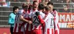 Union Berlin mit solider Leistung: 2:1-Sieg gegen Sandhausen