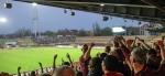 BFC Dynamo vs. Tennis Borussia: Weinroter Finaleinzug bei perfekter Pokalatmosphäre