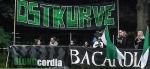 Derby in der Märkischen Schweiz: Der grün-weiße Fanblock treibt Concordia zum Sieg