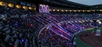 "Yokohama F. Marinos FC vs. Gamba Osaka: LED-Lichtermeer und das ominöse ""F"""