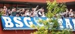 FC Stahl Brandenburg hangelt wieder am Abgrund entlang: Goldwerter Punktgewinn gegen Neustadt