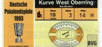 Hertha im Finale, 2.000 FCM-Hools, Bremen in Müngersdorf: Brief von 1993 weckt alte Erinnerungen