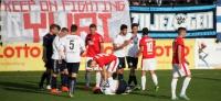 SV Babelsberg 03 vs. FSV Zwickau: Verbale Eskalation auf den Rängen, dem Platz und der PK