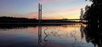 Mit dem Auto durch Finnland: Vom Schanzen-Paradies Lahti bis zur Holzfloß-Fähre der Insel Karhu