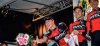 Verheißungsvoller Auftakt der 64. Tour de Berlin: Prolog geht an das Farmteam von BMC Racing