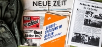 Turbulenter Herbst 1990: Schüsse bei Lok Leipzig vs. Bayern München, besetztes Lenin-Denkmal in Dresden
