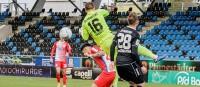 Hessenderby: FSV Frankfurt gegen Kickers Offenbach, Regionalliga Südwest