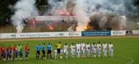 FC Strausberg vs. Hansa Rostock II: Fragwürdiger Polizeieinsatz sorgt für Gesprächsstoff