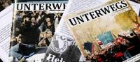 Unterwegs Fanzine aus Österreich: Retro-Serie, gehaltvolle Interviews und berühmte Stoffe