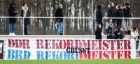 FC Bayern München vs. BFC Dynamo: Zahlreiche Fans begleiten die Sause der U17