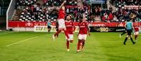 Ohne Drama geht´s nicht anner Hafenstraße: RWE vs. Fortuna Köln