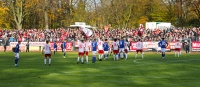 Rot-Weiss Essen: Punkt für RWE aufm Acker gegen Schalker Profis und Schiri