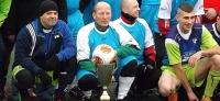Schiedsrichter lassen nicht nur Sektkorken knallen – Neujahrsspiel in Gryfino