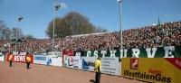 """Das Preußenstadion in Münster: Bereits vor 20 Jahren """"Die unendliche Geschichte"""""""
