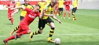 RWE gegen BVB U23: Essen siegt und verabschiedet Dortmund nach Berlin