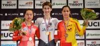 BDR-Auswahl steigert sich beim 2. Weltcup in Apeldoorn: Gold für Pauline Grabosch