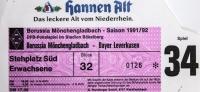 Das 1992er Drama vom Bökelberg: Als Leverkusen keinen einzigen Elfer verwandelte