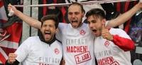 Einfach gemacht: Würzburg steigt in zweite Liga auf, Duisburg in die Dritte ab