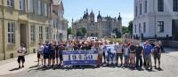 Dynamo Schwerin vs. Stahl Brandenburg: Lässiger kann ein Freundschaftsspiel kaum sein
