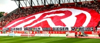 Rot-Weiss Essen in Frühlings-Euphorie, RWE-Fan gibt Millionen für Etat