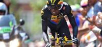 Tour de France: Daniel Teklehaimanot holt erstes Bergtrikot für Afrika