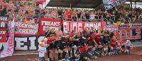 Rot-Weiss Essen siegt bei RWO: Erster RWE-Derbysieg in Oberhausen nach sieben Jahren