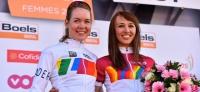 79. La Flèche Wallonne 2015: van der Breggen und Valverde triumphieren