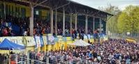 1. FC Lok Leipzig vs. FC International Leipzig: Djamal Ziane lässt das Plache-Stadion beben