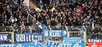 Abstiegsgespenst furios erledigt: Bochum reicht eine Halbzeit gegen Dresden