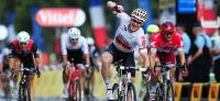 Grandioses Finale auf den Champs-Élysées: Frauen-Rennen und André Greipel setzen Schlusspunkt