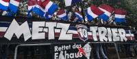 Pokalschlachten und Freundschaft mit Metz: Interview mit dem Autorenteam von Eintracht Trier