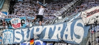 1. FC Magdeburg vs. F.C. Hansa Rostock: Choreo, DFB-Kritik, Heimsieg und lautstarkes Gesangduell