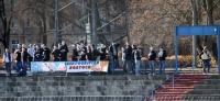 1. FC Frankfurt vs. F.C. Hansa Rostock II: Hansafans sorgen für Aufregung in der Oderstadt