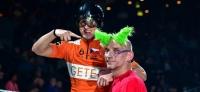 Six Day Berlin: Sprinterinnen und Sprinter begeistern das Publikum