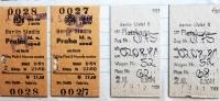 Unterwegs mit Interflug, CSD und Reichsbahn: Alte Tickets lassen Reiseerinnerungen aufleben
