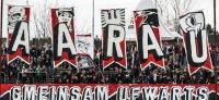 """""""Gmeinsam ufwärts!"""" - Der erste Schritt: FC Aarau besiegt den FC Winterthur"""