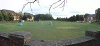 Eintauchen in eine andere Welt zwischen Ruinen und Ultras: Fußball bei SG BW Altes Lager