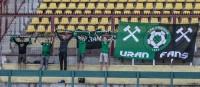 FK Dukla Praha vs. 1. FK Pribram: entspannter Fußball mit Top-Aussicht auf Prag