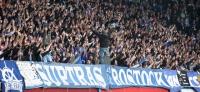 Hansa Rostock vs. Energie Cottbus: 18.000 Zuschauer bekamen unterschiedliche Gesichter zu sehen